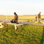 Campo de lançamento