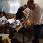 Construção do Hardware do Arara II